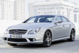 Mercedes CLS W219