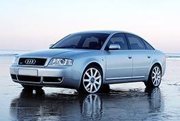 Audi A6 C5 Prodotti di sospensione