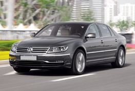 VW Phaeton air suspension parts