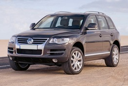 VW Touareg air suspension parts