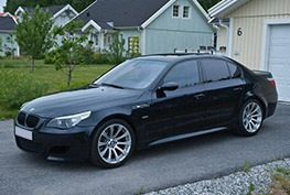 BMW 5 E61 Produits de suspension
