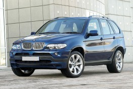 BMW X5 E53 Produits de suspension