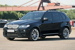 BMW X5 E70 Produits de suspension