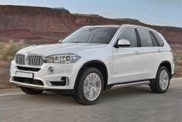 BMW X5 F15 Produits de suspension