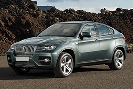 BMW X6 E71 Produits de suspension