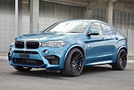BMW X6 E72 Produits de suspension