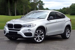 BMW X6 F16 Produits de suspension