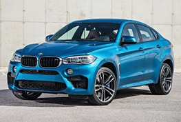 BMW X6 M F86 Produits de suspension