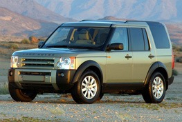 Land Rover Discovery 3 Produits de suspension