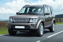 Land Rover Discovery 4 Produits de suspension
