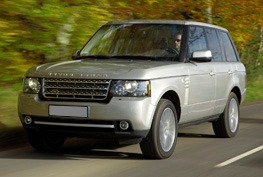 Range Rover L322 air suspension parts