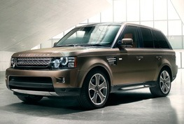 Range Rover Sport L320 air suspension parts