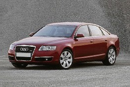 Audi A6 C6 air suspension parts