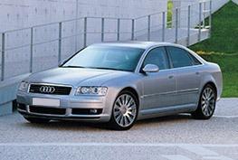 Audi A8 D3 air suspension parts