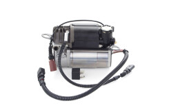 Audi A8 D3 Air Suspension Compressor 10-12 Cylinder