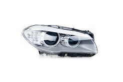 BMW F10 F11 F18 Bi Xenon LED Headlight assembly Driver's side 63117271912