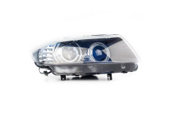 Headlight assembly Driver's side D1S+H8 for BMW 3 E90 E91 2008 63117240247