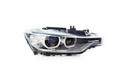 BMW 3 F30 Bi Xenon LED Headlight assembly Driver's side 63117339386