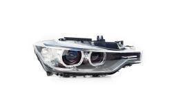 Faro assemblaggio lato passeggero Bi-Xenon LED BMW 3 F30 63117339386