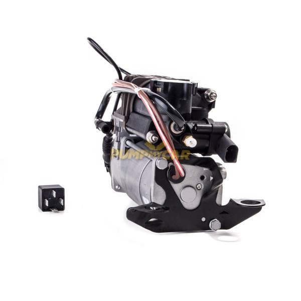 Air Suspension Compressor Audi A6 C6 4F - 4F0616005F   Pump My Ride